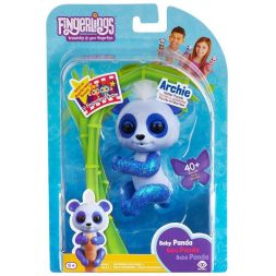 WowWee Baby Panda Blue/Archie