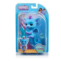WowWee Baby Dragon Blue/Tara