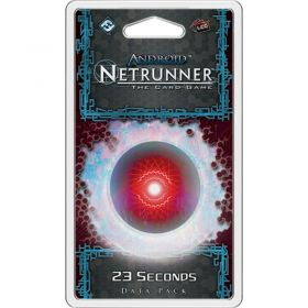 Android Netrunner LCG: 23 Seconds Data Pack