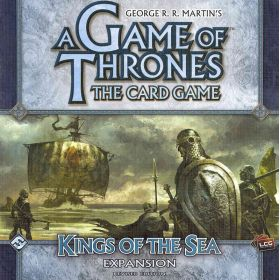 A Game Of Thrones LCG: The Kings Of The Sea Exp.