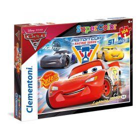 "Dėlionė ""Cars"" (104 det.)"