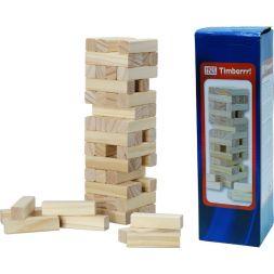 Medinis bokštas (Timber Tumbling Blocks)