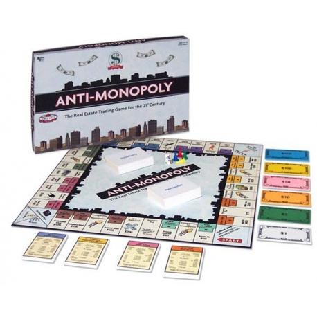 Anti - Monopoly