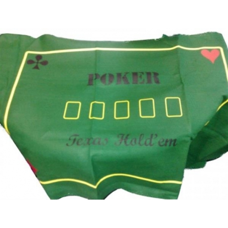Pokerio stalo uždangalas Texas Hold'en 180 X 90 cm