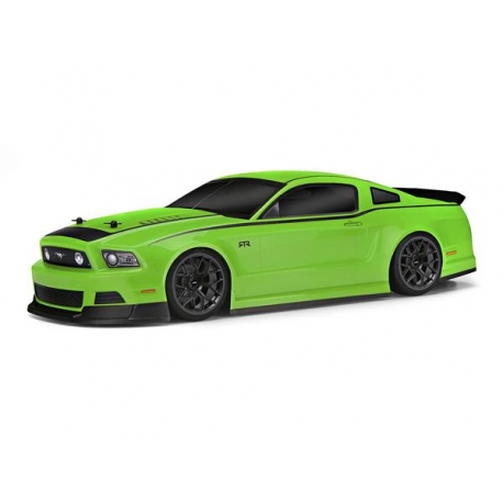 E10 WITH 2013 FORD MUSTANG RTR BODY