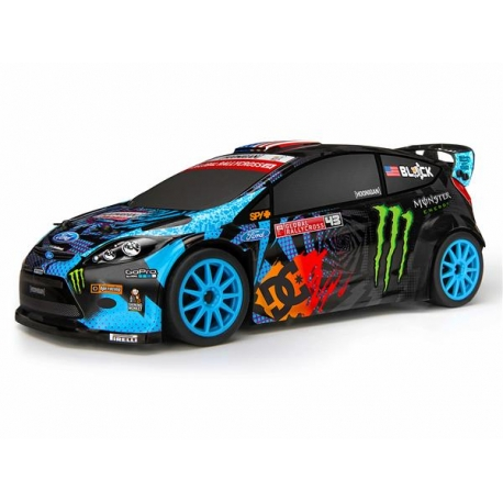 KEN BLOCK 2013 GRC MICRO RS4 RTR WITH FORD FIESTA H.F.H.V. BODY