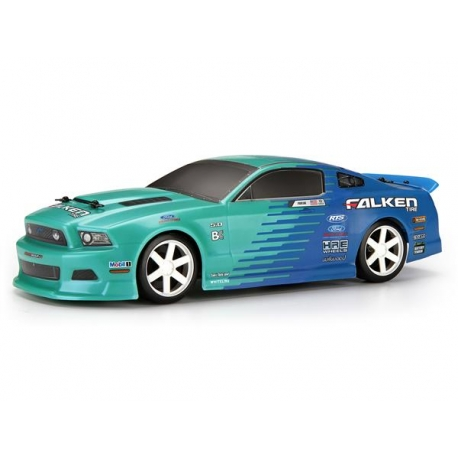 MICRO RS4 DRIFT RTR FALKEN TIRE 2013 FORD MUSTANG