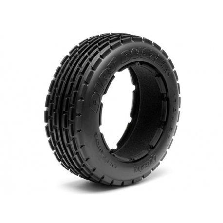 DIRT BUSTER RIB TIRE M COMPOUND (170x60mm/2pcs)