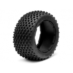 DIRT BUSTER BLOCK TIRE HD COMPOUND (170x80mm/2pcs)