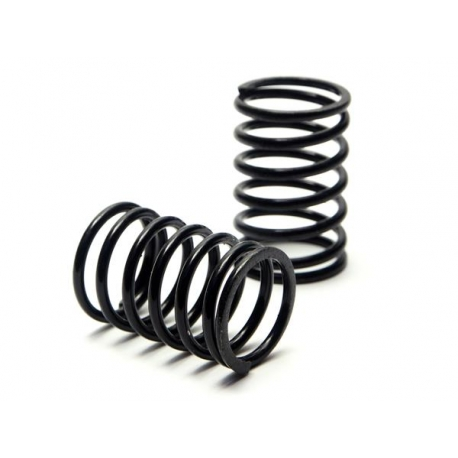 SHOCK SPRING 13x25x1.7mm 7 COILS (BLACK/2pcs)