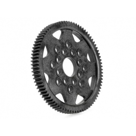 SPUR GEAR 84 TOOTH (48 PITCH/CARBON FIBER)