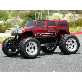 HUMMER H2 CLEAR BODY