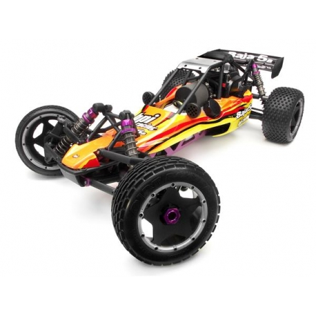 BAJA 5B-1 BUGGY CLEAR BODY
