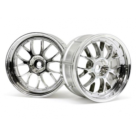 LP29 LM-R WHEEL CHROME (2pcs)