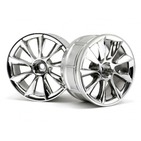 LP29 WHEEL ATG RS8 CHROME (2pcs)