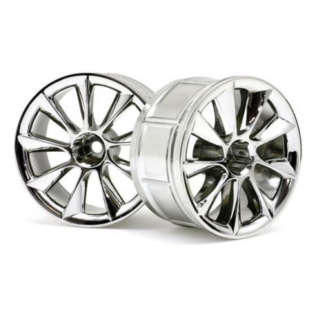 LP32 WHEEL ATG RS8 CHROME (2pcs)