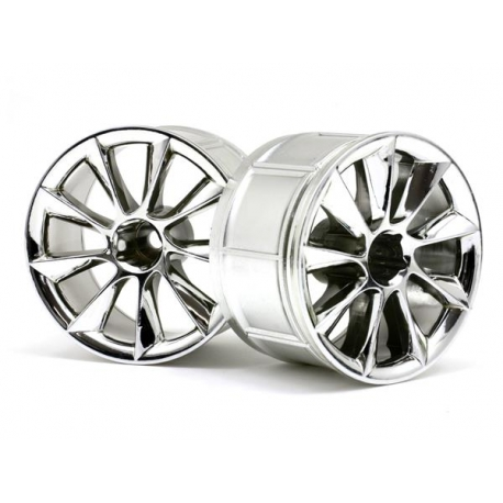 LP35 WHEEL ATG RS8 CHROME (2pcs)