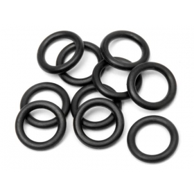 O-RING 4x1mm (BLACK/10pcs)