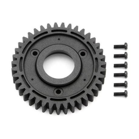 TRANSMISSION GEAR 39 TOOTH (SAVAGE HD 2 SPEED)