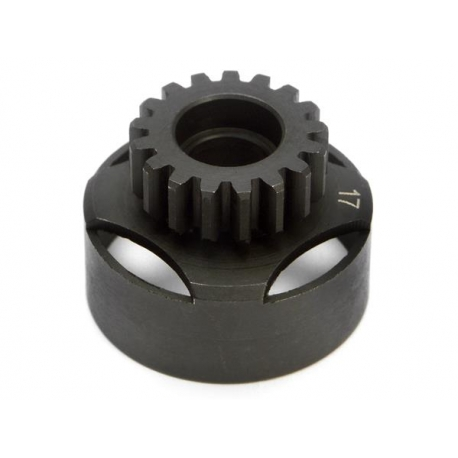 RACING CLUTCH BELL 17 TOOTH (1M)