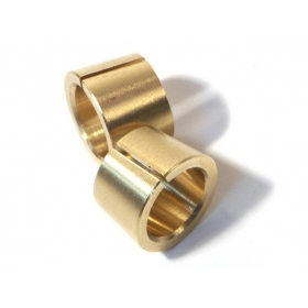 COLLET 7x6.5mm (BRASS/2pcs)