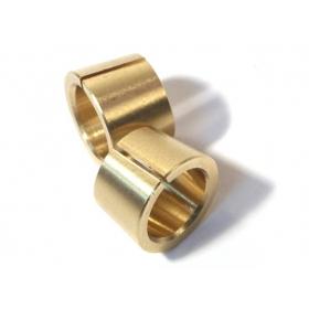 COLLET 7x6.5mm (BRASS/2pcs)