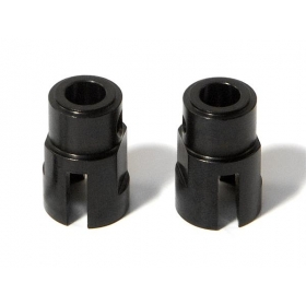 CUP JOINT 6x13x20mm (BLACK/2pcs)