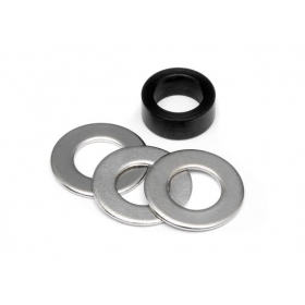 METAL SPACER SET 5x7.5x3mm