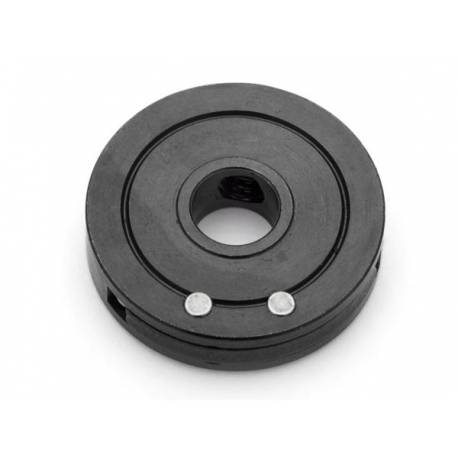 CLUTCH HOLDER (SAVAGE HD 2SPEED/ASSEMBLED/BLACK)