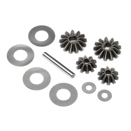 GEAR DIFF BEVEL GEAR SET 10T/13T