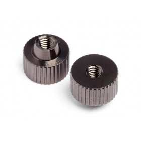 THUMBSCREW M3x9x7mm (2pcs)