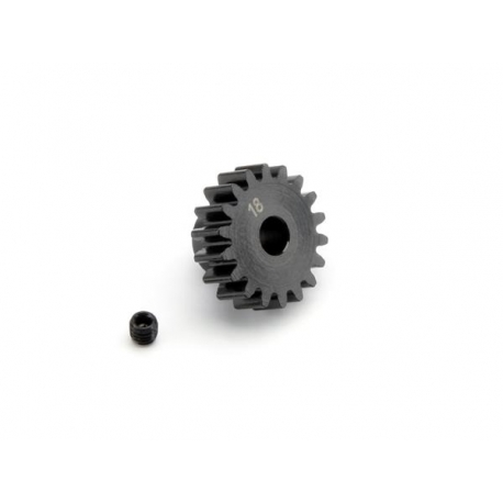 PINION GEAR 18 TOOTH (1M / 5mm SHAFT)
