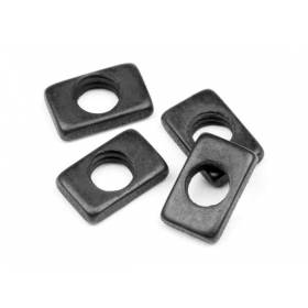 STEERING NUT 3mm (4pcs)