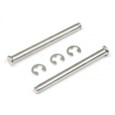3*35.3MM REAR OUTER SUSPENSION SHAFT (2PCS)