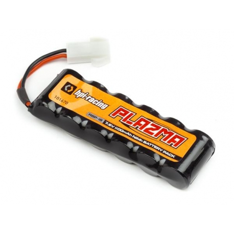 BATTERY PACK 7.2V 1100mAh