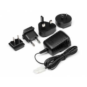 AC MULTI-PLUG CHARGER WITH STANDARD PLUG