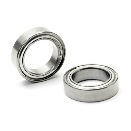 BALL BEARING 10x15x4mm (2pcs)