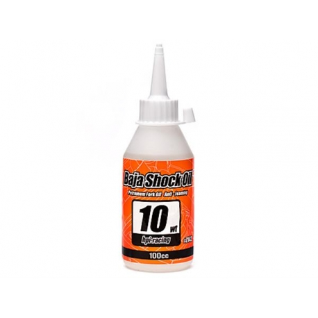 BAJA SHOCK OIL 10w (100cc)