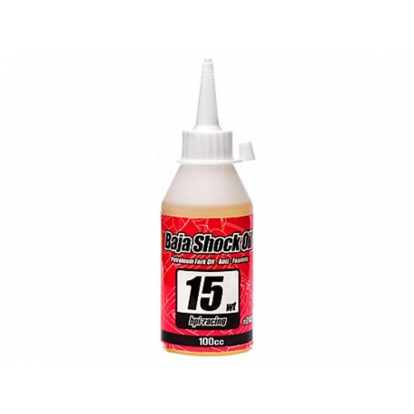 BAJA SHOCK OIL 15w (100cc)
