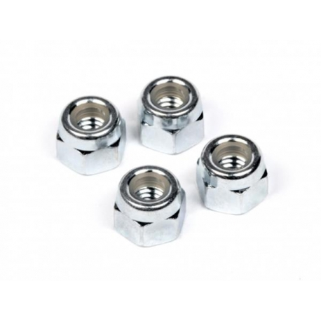 LOCK NUT M4 (4pcs)