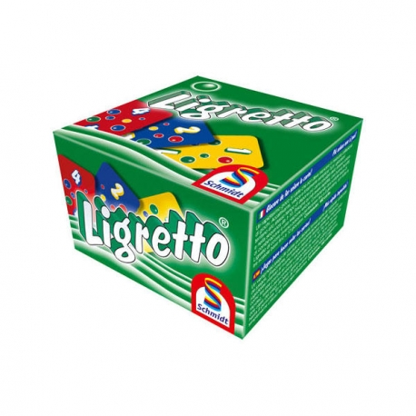 Ligretto, green