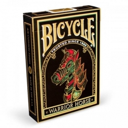 Bicycle Cards: Warrior Horse