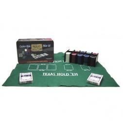 Poker Set 200 x 4 g