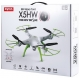 Dronas SYMA X5HW su WIFI kamera