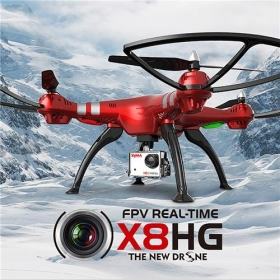 Dronas SYMA X8HG 8MP kamera FPV