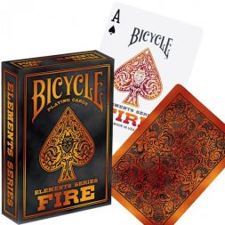 Bicycle Fire kortos