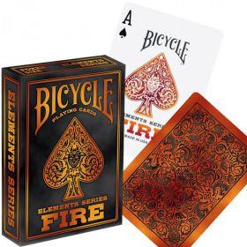 Bicycle Fire kortos