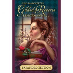 Gilded Reverie Lenormand kortos