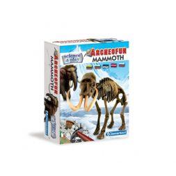 Rinkinys: mamutų archeologija