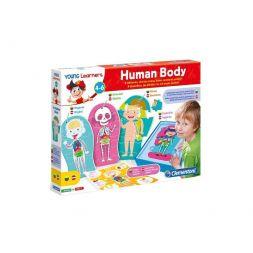 Žaidimas 'Žmogaus kūnas'